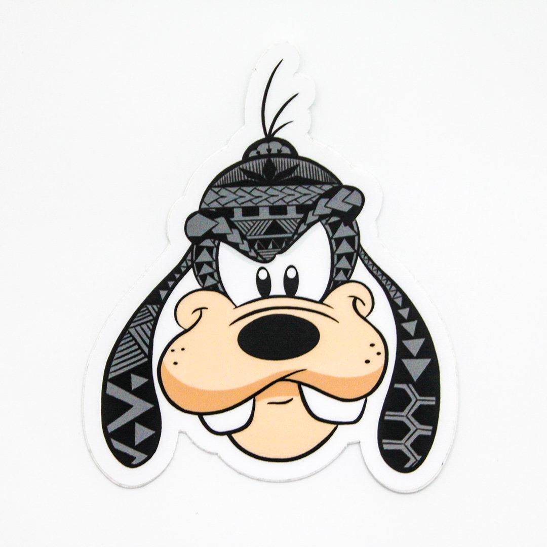 Tribal Series - Goofy