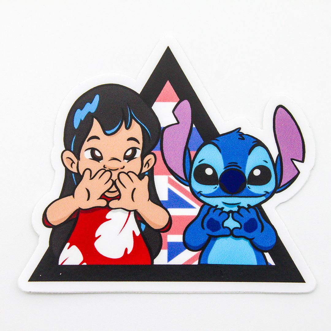 KūKia'iMauna Series - Lilo & Stitch